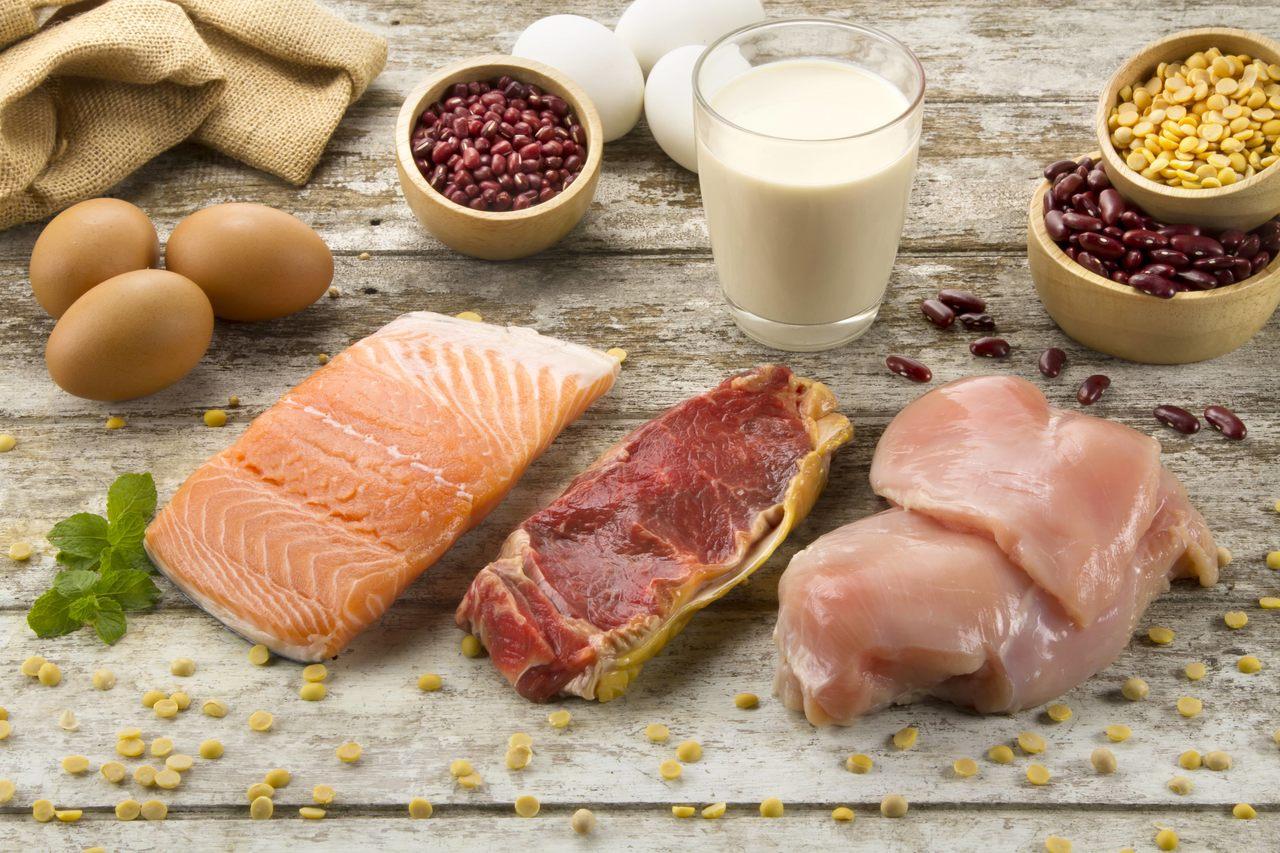 Alimentos que fazem bem para o corpo.